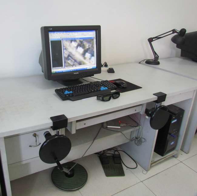 遥感图像处理系统